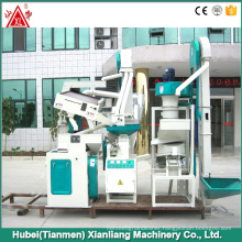 CTNM15B Combined rice mill matched parboiled rice destoning machine