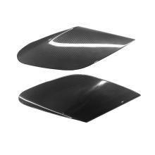 Professional manufacture Carbon fiber parts Air Vent Covers for Ferrari 488 GTB/Spider