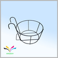 Manufacturer hot sale fashion garden metal flower pot shelf