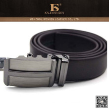 2015 New arrived China wholesale genuine automatic buckle leather belt 2015 white new genuine leather belt