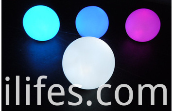 IP68 waterproof led ball light
