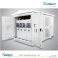 Gis-Gas de alta tensão 126kv isolou o painel de comando (ZFW-126 / T2500-40)
