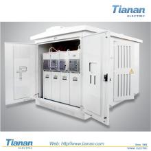 15kV im Freien integrierte Unterstation Paket Umspannwerk Kompaktstation (ZWB1-15)