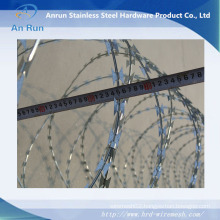 Stainless Steel Concertina Razor Wire Factory