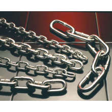Hot Dipped Galv DIN Standard Steel Chain with SGS