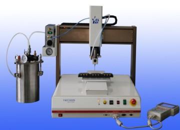 2013 Hot selling desktop adhesive filling machine