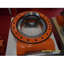 Informações técnicas detalhadas para acionamento de giro de carga pesada (H14 polegadas)