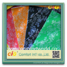 Design de moda nova ningbo muito colorido, impressão a Laser de Pp não tecidos da tela