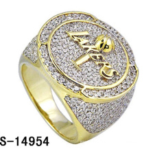 Hip Hop Jewelry Ring Silver 925 for Man