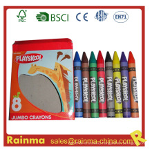 Color Crayon for School Stationery