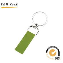 Porte-clés porte-clés en cuir (Y02554)