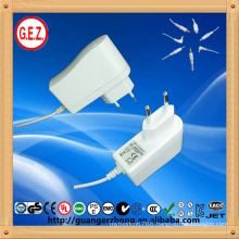 Portable mobile 6v usb charger adapter