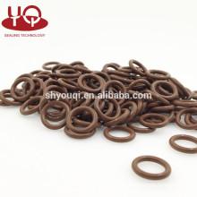 NBR / EPDM / FKM / HNBR / NR selos personalizados Oring de alta demanda tamanho colorido de vedação o anel de borracha de silicone o anel