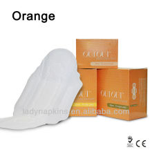 Serviette hygiénique Ultra Essence d'Orange