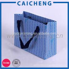Papier de sac d'emballage d'OEM pour l'habillement