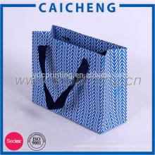OEM Упаковывая бумажный мешок для одежды