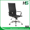 2016 Бестселлеры из нержавеющей стали или поворотный PU кожаный офисный стул