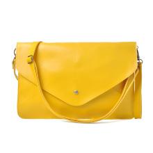 Las mujeres clásicas envuelven bolso bolso de embrague de la PU Wzx1037