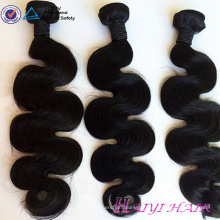 No Shedding grand Stock Qingdao Haiyi Hair Products Co