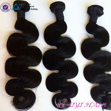 No Shedding large Stock Qingdao Haiyi Hair Products Co