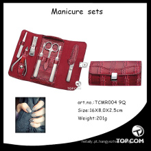makeup brands service manicure set kit de viagem