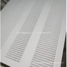 Sound Absorption Perforated Plaster Gypsum Board