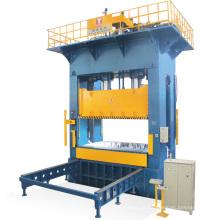 Prensa hidráulica do desenho para o Wheelbarrow 1000tons automático