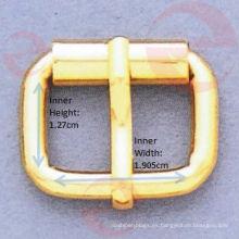 Hebilla enrollable con clavija pequeña para bolsa (D3-24S - 8 # x1.905x1.27cm)