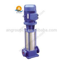 Pompe d'alimentation d'eau à plusieurs étages verticale centrifuge