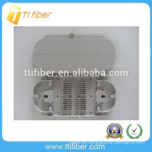 12/24 cores fiber optic competitive splice tray