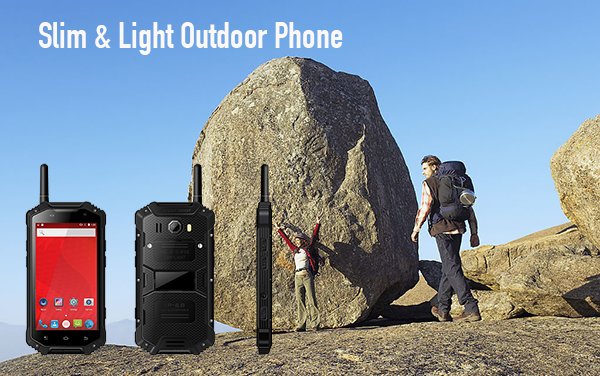 Slim & Light Outdoor Phone
