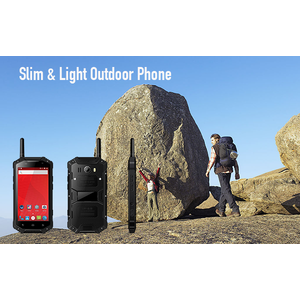 Slim & Light Telefone ao ar livre