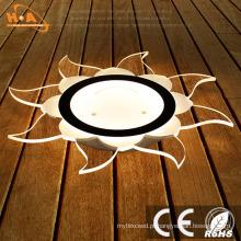 Amplamente utilizado na sala de estar 22W / 30W recesso LED luzes de teto
