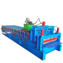 Máquina formadora de rollos esmaltados de doble capa