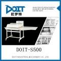 Fusão Máquina S Series DOIT-S500 máquina de vestuário, máquina de pano Taizhou, Zhejiang china