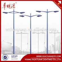 Best Quality Good Design Garden Steel Lamp street lighting poles