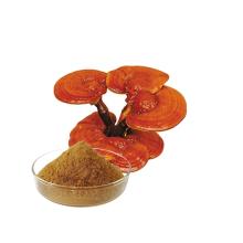 Anti-inflammatory Ling zhi extract