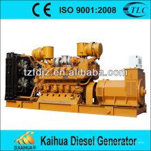 China fez grande poder 1000kva jichai diesel gerando conjunto