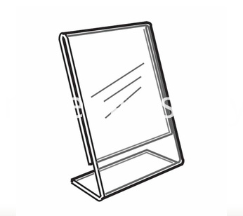 Acrylic Sign Holders