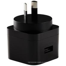 Adaptador de fuente de alimentación universal portátil usb para teléfono móvil