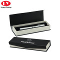 Magnet Close Single Pen Box Black