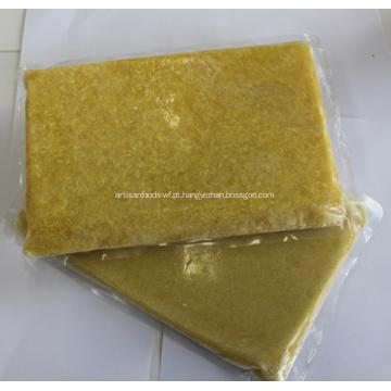 Preço do competidor de 5kg congelado corte Cubelet de gengibre Baged