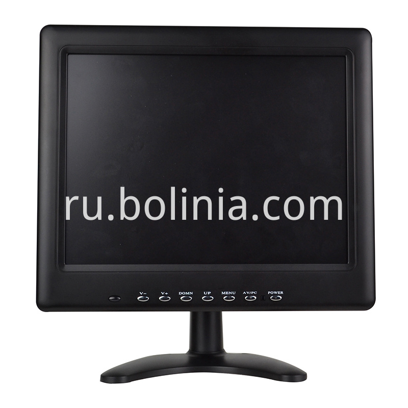 1024*768p High Definition 10 inch capacitive touch monitor