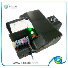 Máquina impresora de CD