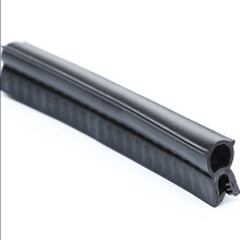 waterproof seal automatic weather strip car door rubber belt weather strip
