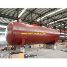 ASME Horizontal 50T Unterirdische LPG Tanks