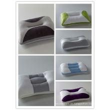 2014 novo travesseiro de espuma de memória travesseiro colorido barato
