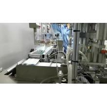 Instrumentos de materiales médicos máscara médica desechable