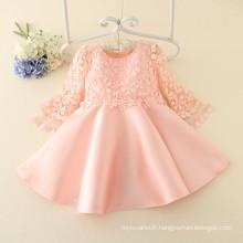 dernière conception de dentelle robe de princesse robe de soirée