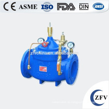 Fabrik Preis Multi funktionale Steuerung Pumpe Ventil
